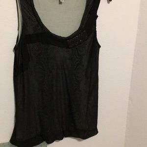 Cabo Anthropologie XL beautiful XL tank